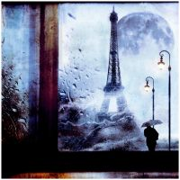 Parisienne Moonlight by MelezAW