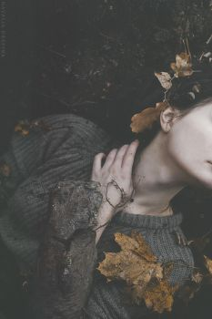 The Defeated Soldier of Autumn by NataliaDrepina