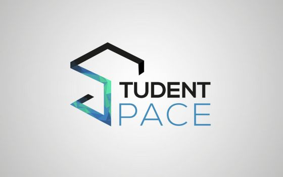 Student Space logo by NicolasMzrd