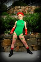 Cammy: Stance by ToxicRainbowsx