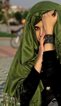 afghan girl by arrive89