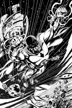 SPACE GHOST by VdVector