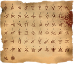 Cthulhuian Font v2  with link to TTF Font File by TheVaultsofMcTavish