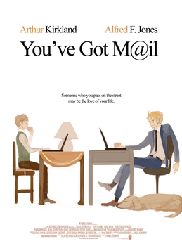 you've got mail by hakuku