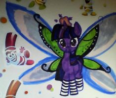 twilight with butterfly wings by mistresscarrie