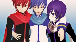 MMD: Family by Free-Beloved-Army