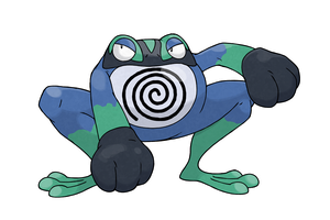 Mega Poliwrath (FAN-MADE)