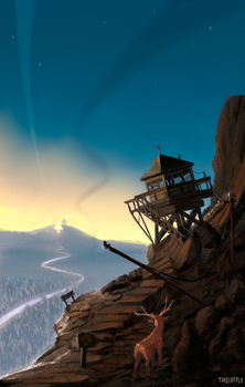 Firewatch by TakeOFFFLy