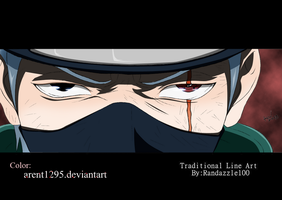 Kakashi - Color by Arent1295