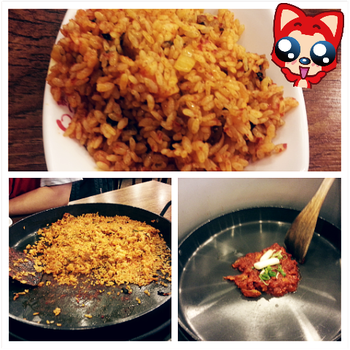 Spicy Chicken Fried Rice by lovelyashley