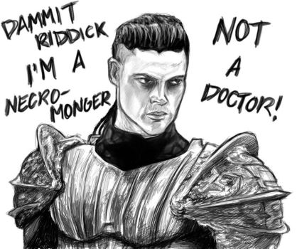 Riddick is RIDIC by tin-plated-dictator