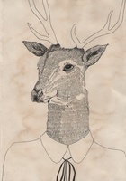 oh deer by wolfship