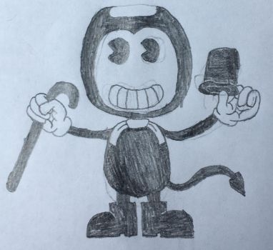 Bendy by SonicEXE6666