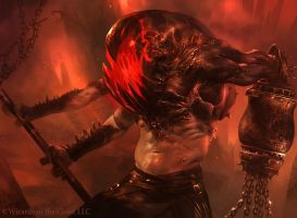 MTG - Tormentor Exarch by Cryptcrawler