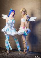Panty and Stocking by Torremitsu