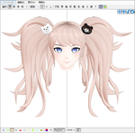 [WIP2] Super Hair Level Despair by ginconomp