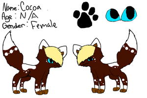Cocoa Ref by ToxicSkullie027