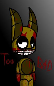 Plushtrap(version 2) by JustTom1987