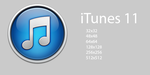 iTunes 11 by SFRSH