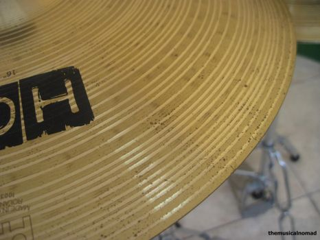 Cymbal Rim by themusicalnomad