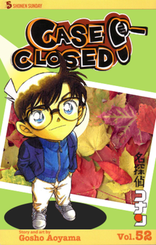 Case Closed 52 Cover by EpicDay