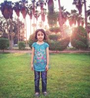 Little Tasneem by bluemix2