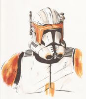 Commander Cody by MikimusPrime