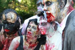 zombie walk  ix by frazz-photography