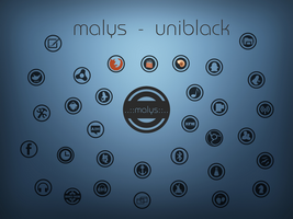 malys - uniblack update 11.09.2012 by malysss