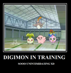 Digimon In Training by RoxasNamineForever