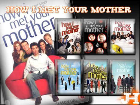 How I Met Your Mother by jake2456