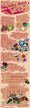 Tainty's Adoptables Design Tips! by ThisAccountIsDead462