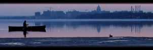 Canoe - Madison WI by picard102