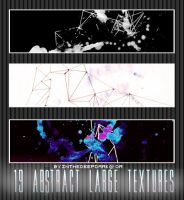19 Large Abstract Textures by InTheDeepDark