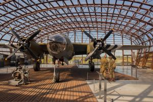 Appreciating Dinah Might (B-26 Marauder) by DavidKrigbaum