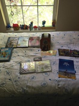 more items I got by Yugilover1