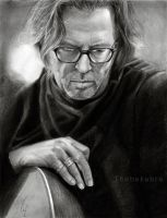 Eric Clapton by Thubakabra