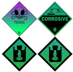 Ponified Hazardous Substances by AnthracksThePony