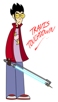 Travis Touchdown XDC style by Turag
