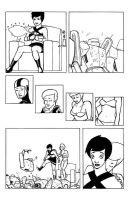 5 Stages: Page 6 by creepstown
