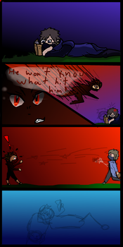 Surprise Attack: Star Paper Cut! (Update 3) by ArtsyOwlFree3