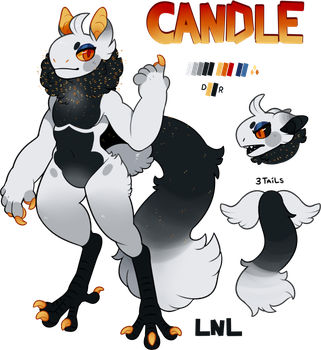 New Ref - Candle by LastNight-Light