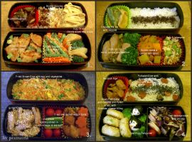 Obento collection 4 by pixmaina