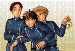 COM: Afterschool Charisma Boys by lady-obsessed