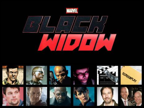 Black Widow Solo Movie Part 2 by Myths-of-Genesis