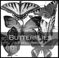 Butterflies by Angel-of-Shadows30