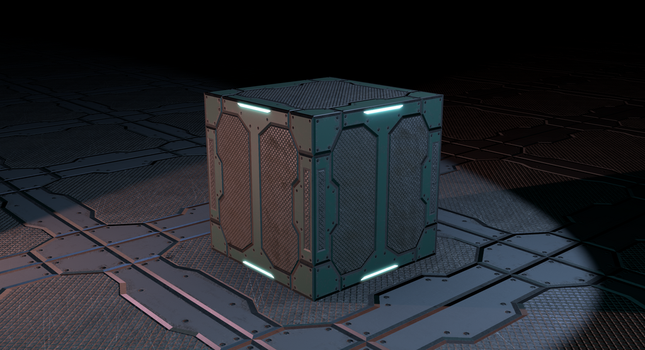 Cube by RedCoreStudios