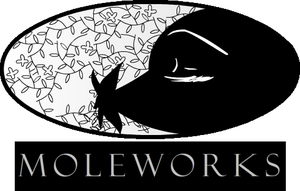 New Moleworks Logo by Mole-Chan