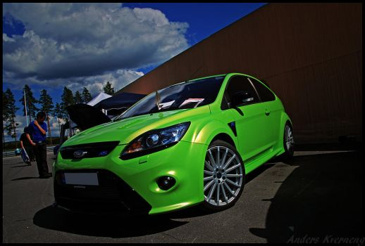 Ford Focus RS by Kverna