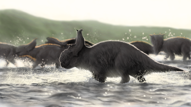 River Crossing by MoriceMonkey93